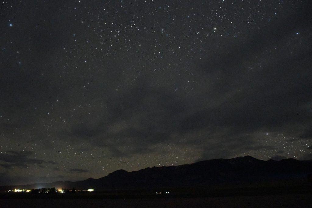 Stargazing in Great Basin National Park
