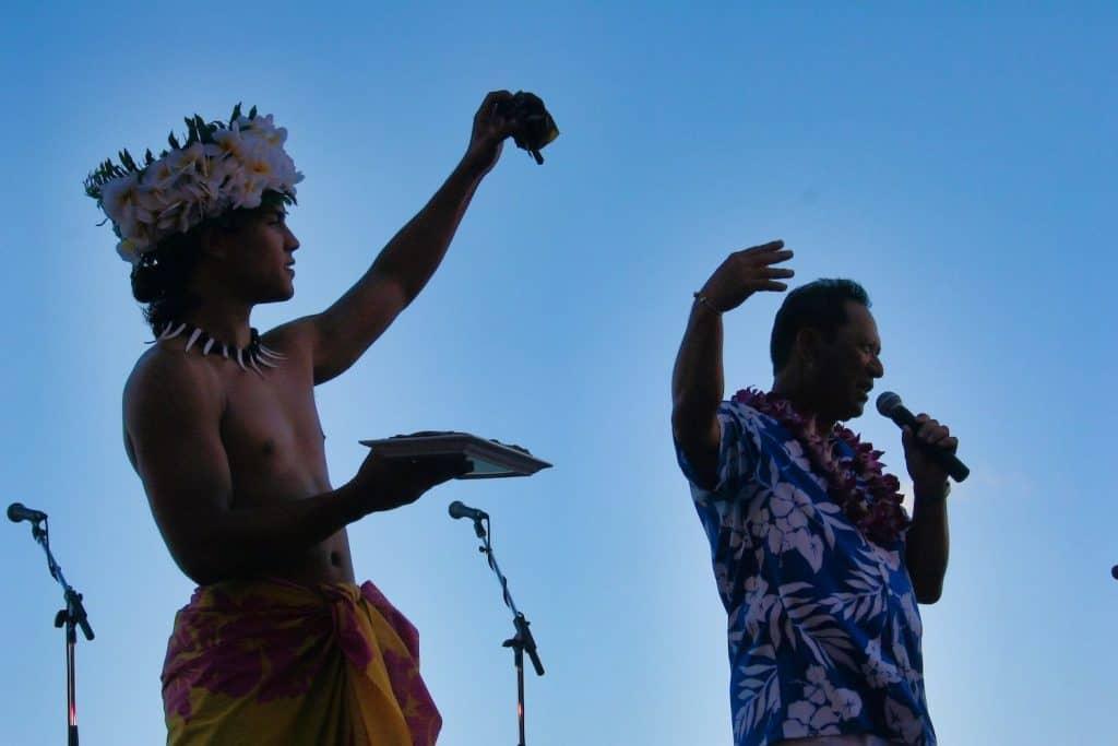 3 days on Oahu, Hawaii - Luau