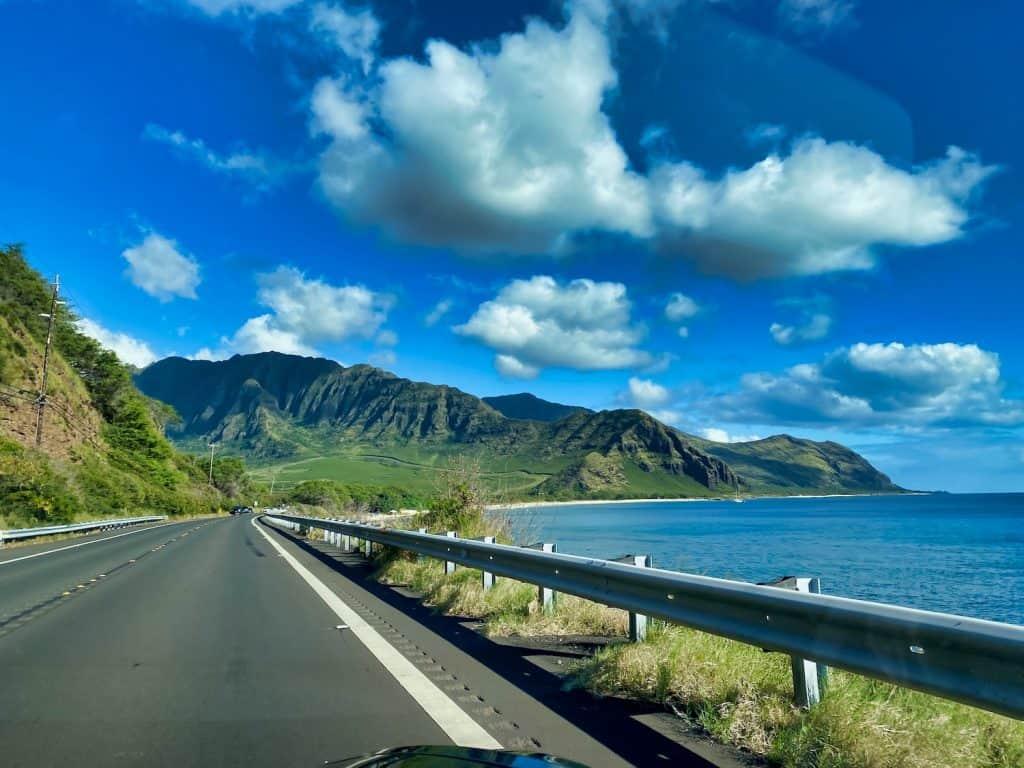 3 days on Oahu, Hawaii - Road Trip