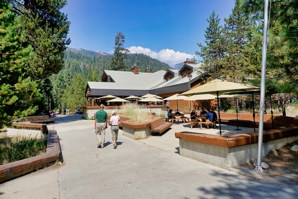 One Day in Sequoia - Lodgepole Visitor Center