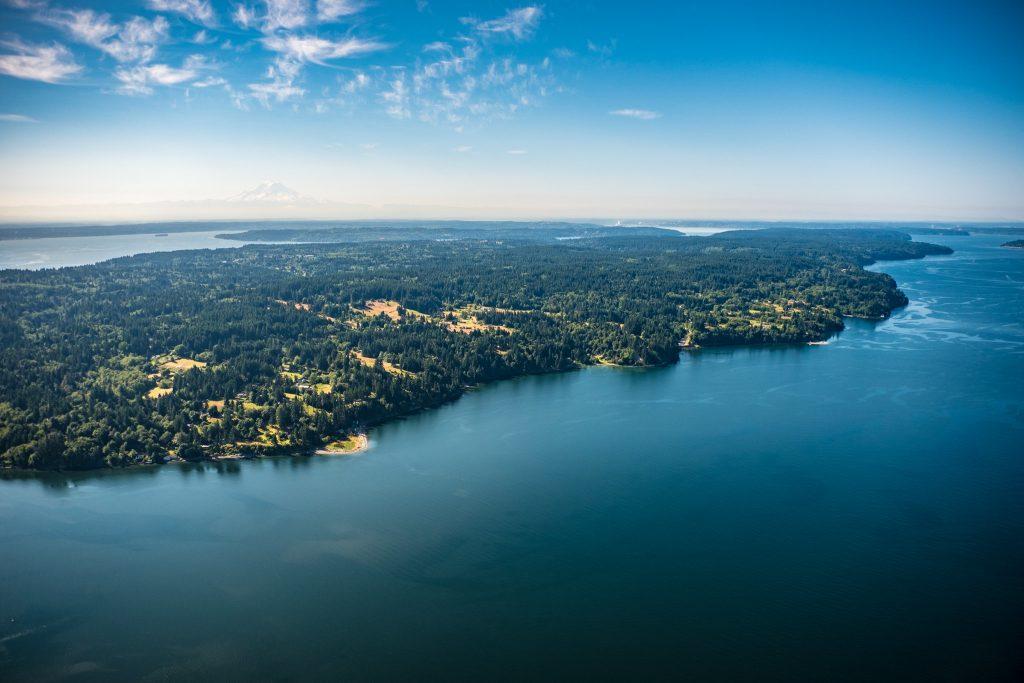 Best Coastal Towns in Washington: Vashon King County Parks Your Big Backyard