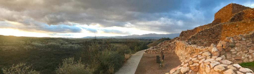 Tuzigoot National Monument in Arizona