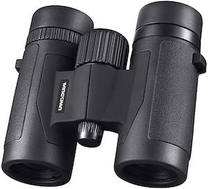 Wingspan Optics FieldView 8×32 Compact Binoculars