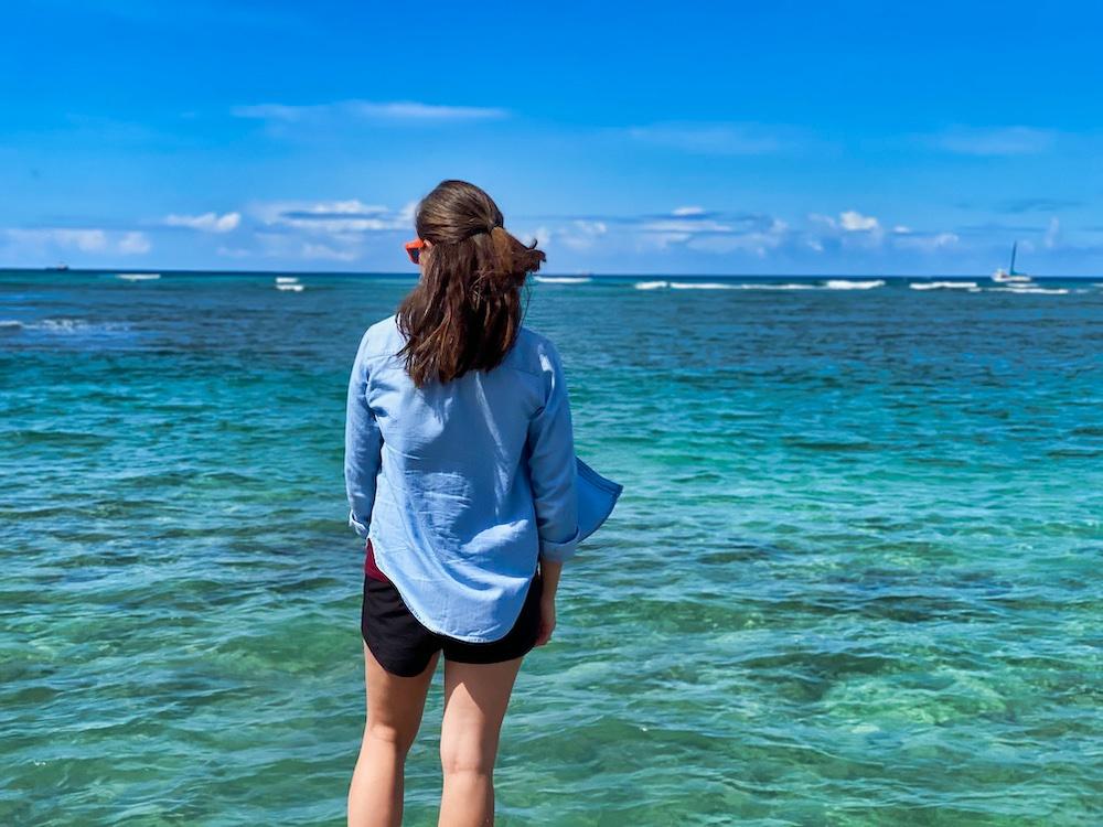 5 Days Oahu Itinerary - Final Morning Beach