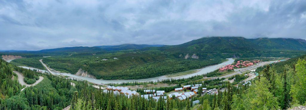 Denali National Park Itinerary - Panorama