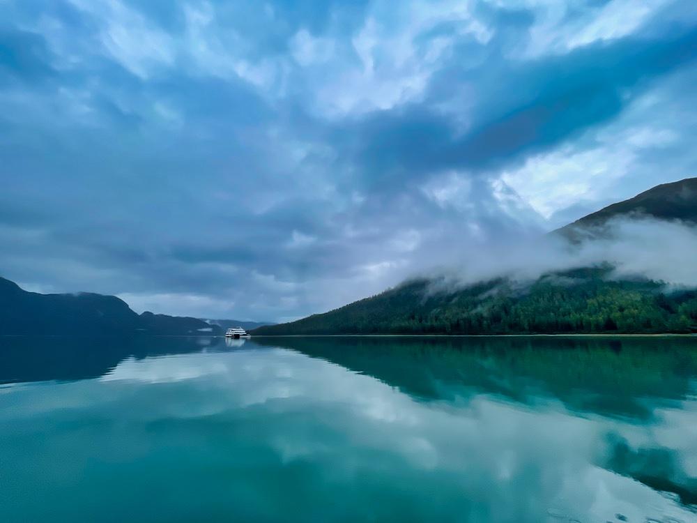 One Day in Glacier Bay